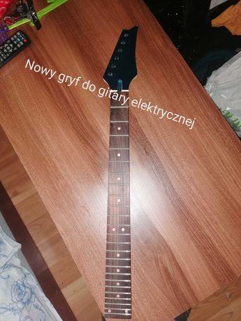 Gryf do gitary elektrycznej