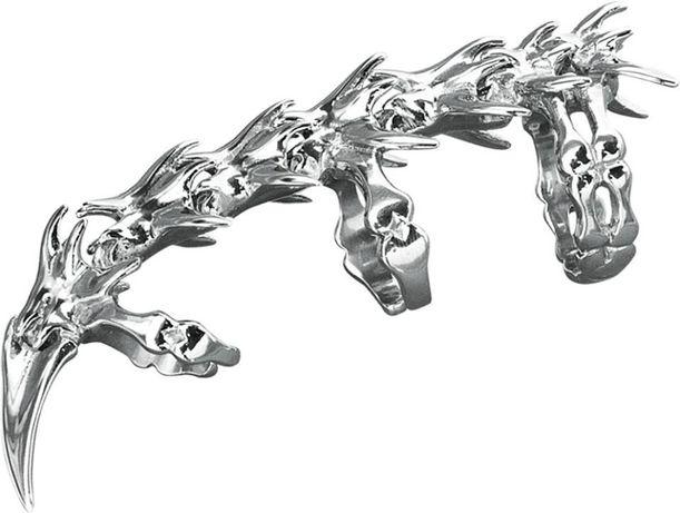 Pierścień etNox Hard And Heavy - Backbone