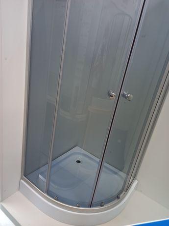 Kabina prysznicowa 80 uzywana plus nowy brodzik