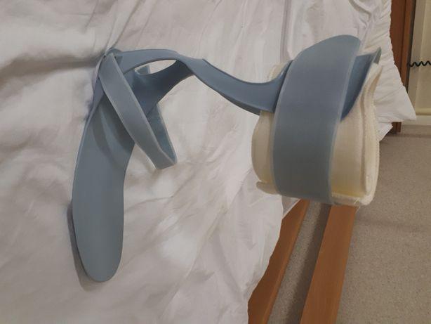 Orteza (łuska) na opadającą stopę