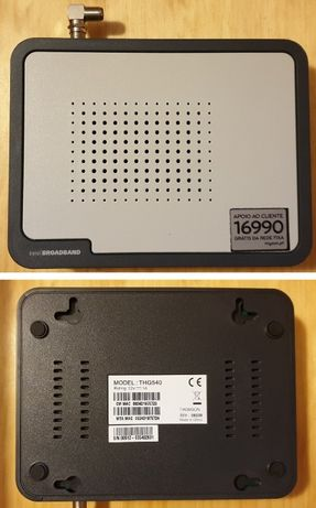 modem / router Thomson