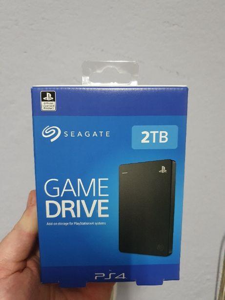 Dysk przenośny Seagate PS4 2 TB