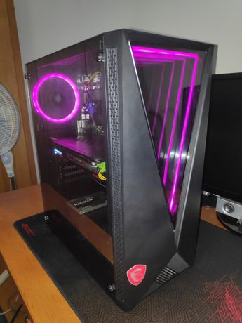PC Gaming i5 8400 6 Cores + 8GB DDR4 + 240GB SSD + GTX 1060 3GB