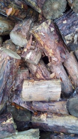 Drewno opalowe Sosnowe długo sezonowane bardzo suche
