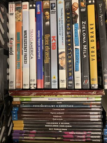 Filmy dvd rozne tytuly