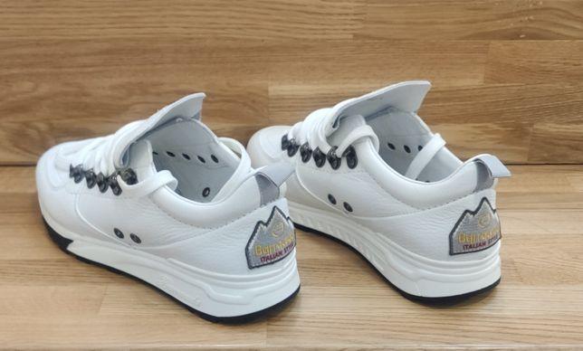 Кроссовки Обувь Barracuda Italy кожа