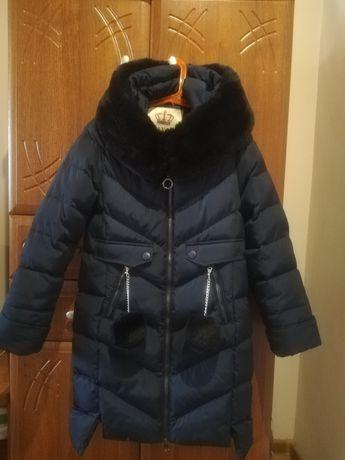Курточка зима для дівчинки