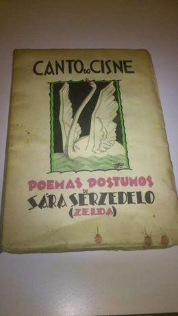 Sara Serzedelo - Canto do Cisne (Poemas Póstumos)