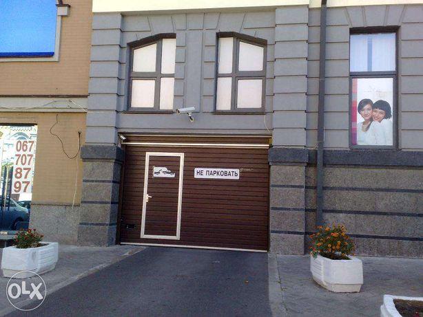 Подземный паркинг на Подоле (ул. Спасская 5)