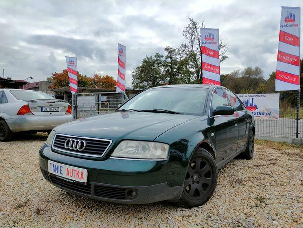 Audi A6c5 2.4 benzyna // alufelgi // skóra // zamiana!