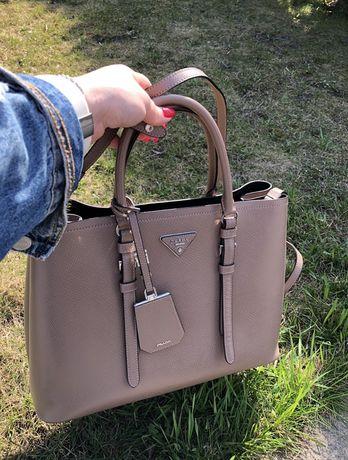 Люксовая сумка Prada 2020 софьяно