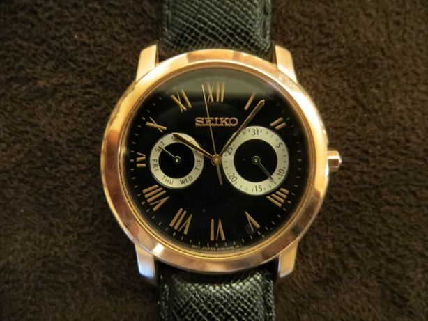 Relógio pulso Seiko