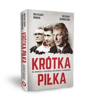 Książka Krótka Piłka