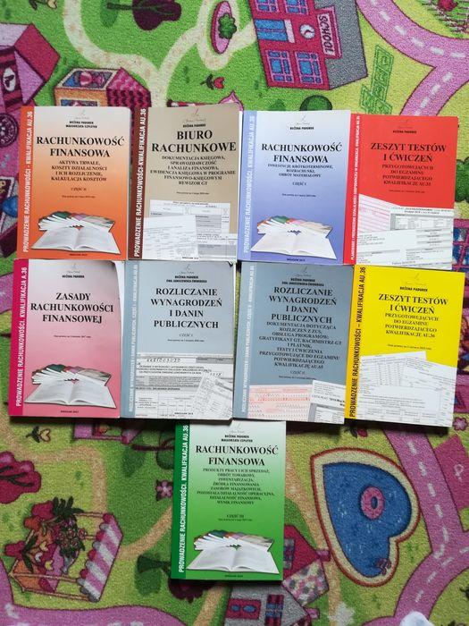 Książki do rachunkowości Lidzbark - image 1
