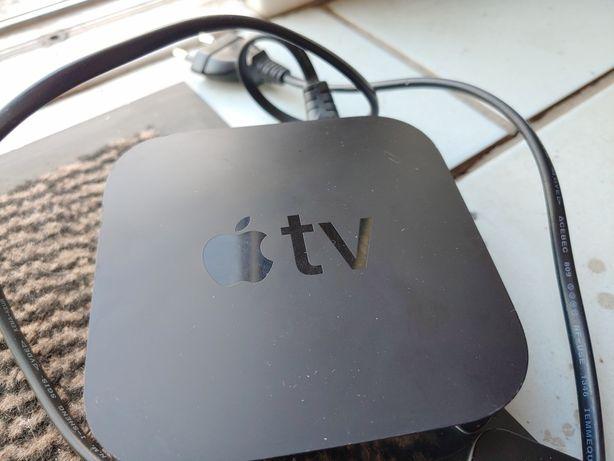 Odtwarzacz multimedialny APPLE TV 4K 64GB czarny
