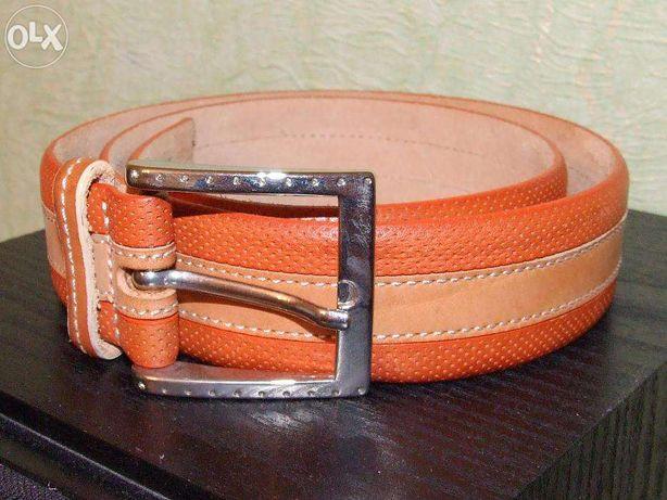 Продам итальянский кожаный ремень