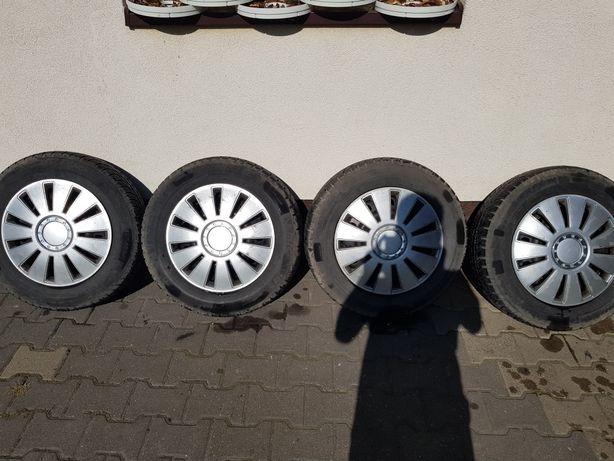 Koła z oponami zimowymi rozmiar 15 195/65 5x110