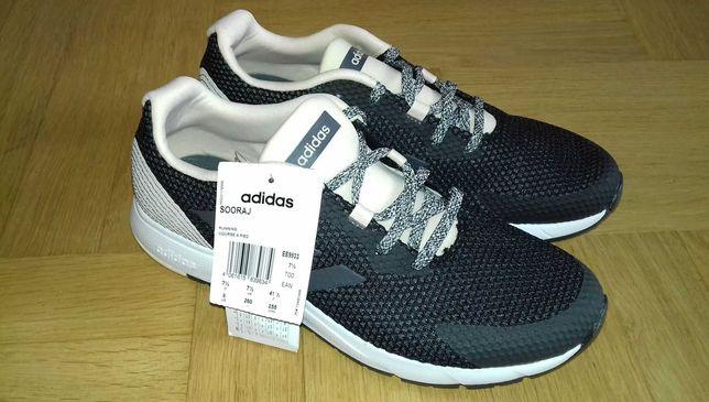 41 NOWE Adidas SOORAJ buty sportowe do biegania biegowe na gwarancji