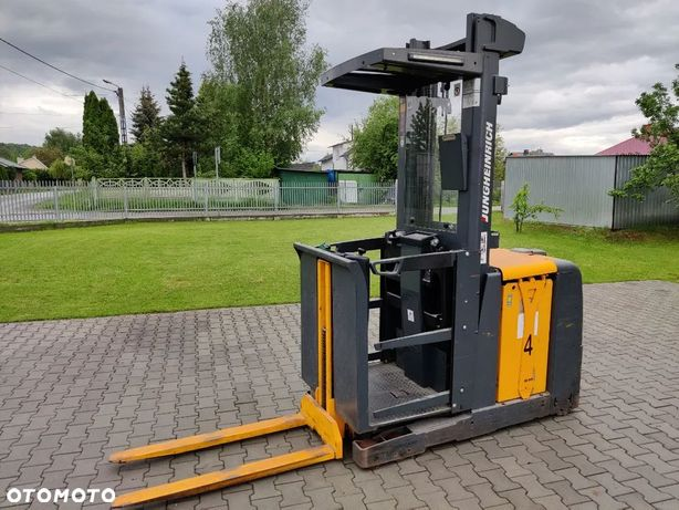 Jungheinrich EKS210  Wózek widłowy Jungheinrich EKS210
