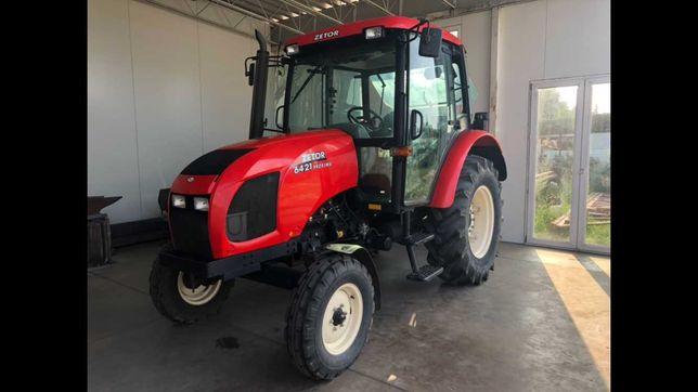 Sprzedam ciągnik rolniczy Zetor Proxima 6421