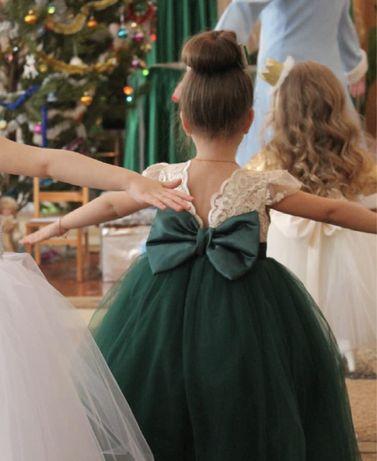 Выпускное платье, нарядное платье, пышное платье, випускне плаття