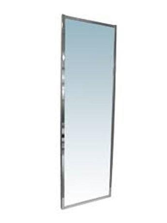 Зеркало трельяжное с эмальгамой.