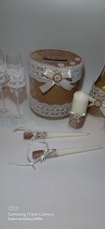 Весільний  комплект