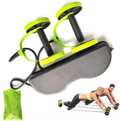 ROLLER DO ĆWICZEŃ BRZUCHA elastyczny przyrząd stretch trening