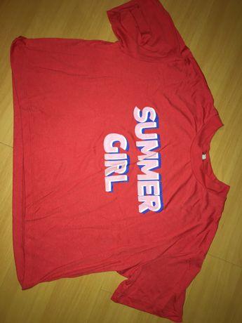 T-shirt em bom estado