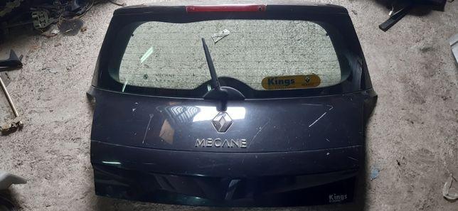 Задня кришка Renault Megane Ляда Багажник