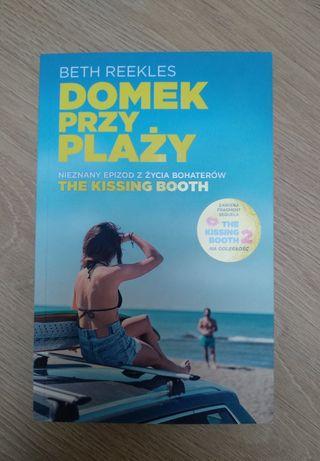 Książka domek przy plaży