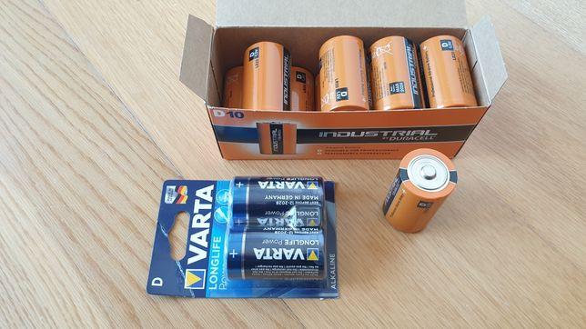 NOVAS - Pilhas LR20 Duracell / Varta