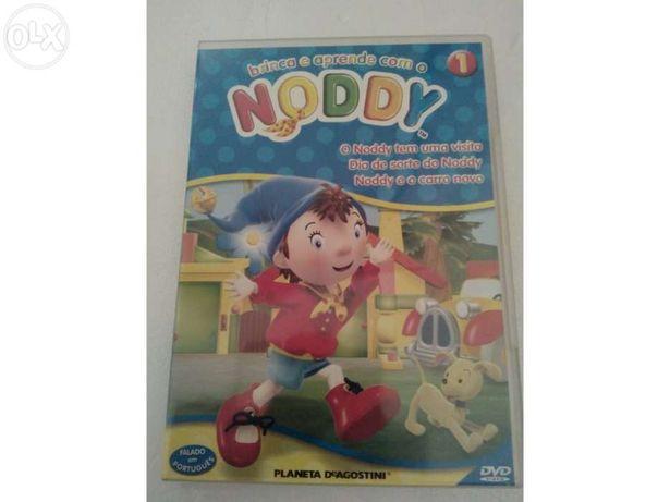 Dvd noddy com três historias