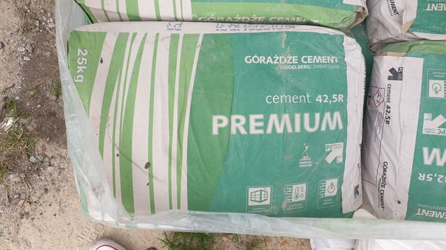Cement górażdże 42.5 30 worków