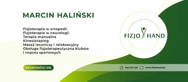 Fizjoterapia i Rehabilitacja dla Ciebie