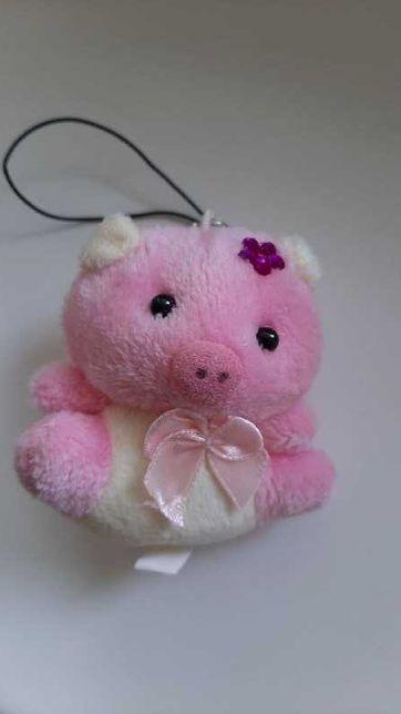 Свинка, игрушка, свинья
