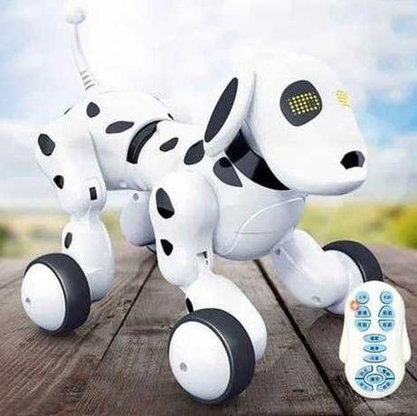 Игрушка робот собачка на радиоуправлении