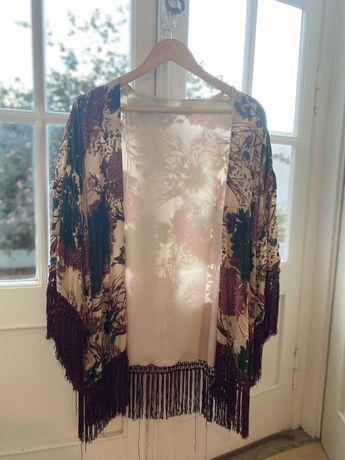 Kimono Trafaluc ZARA M