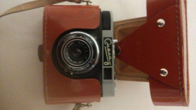 Фотоаппарат Смена 8