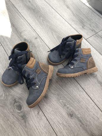 L.Deer ботинки 25,27 размер