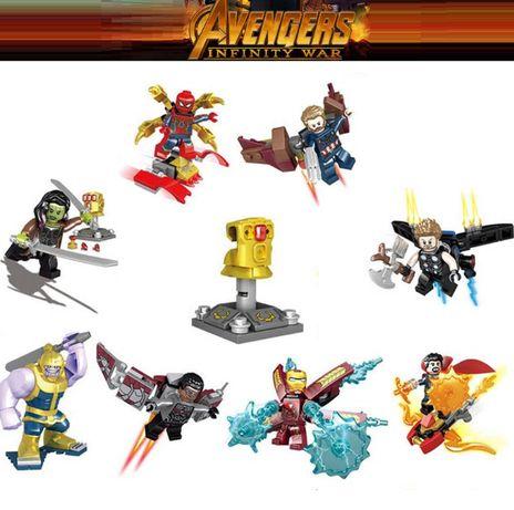Coleção Bonecos / Minifiguras Super Heróis nº126 - compativeis c/ Lego