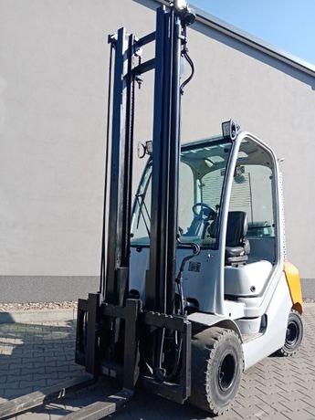 Wózek widłowy Stil RX 70-35 gaz