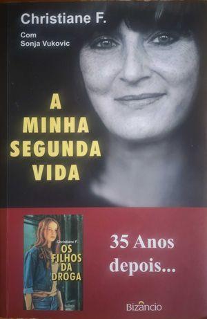 """""""A Minha Segunda Vida"""" de Sonja Vukovic e Christiane F."""