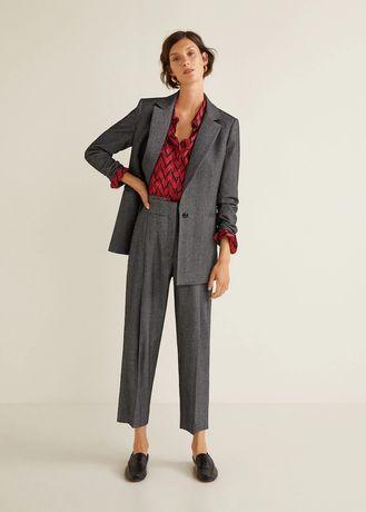 Пиджак жакет брюки костюм Mango Zara