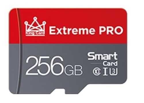 Карта памяти micro SD 256 GB Extreme Pro новая