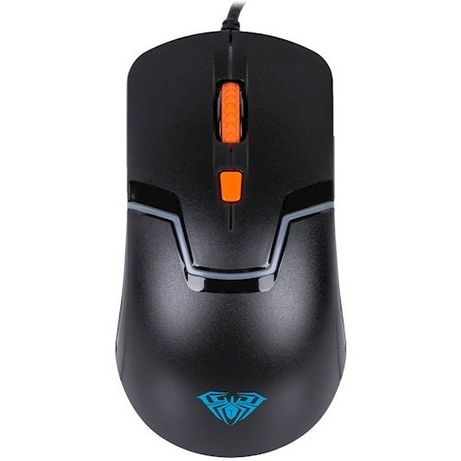 Игровая компьютерная мышь Aula Rigel / Новая