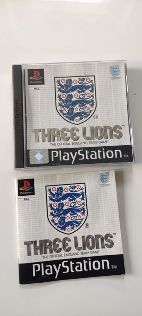 Three Lions PlayStation One PSX