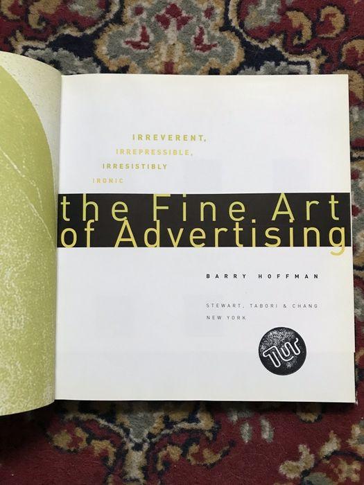 The fine Arts of advertising Hoffman (eng) Warszawa - image 1