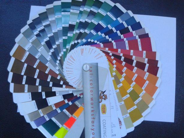 Порошкове фарбування/порошковая покраска , металевих конструкцій