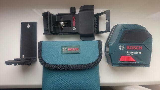 Лазерный уровень нивелир BOSCH GLL50S professional